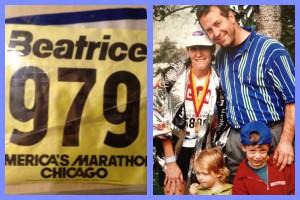 My first marathon & my last marathon