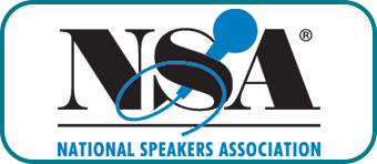 Member National Speakers Associations NSA